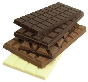 Шоколадът действа като аспирин