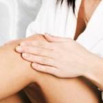 Морска сол и оцет при болки в коленете